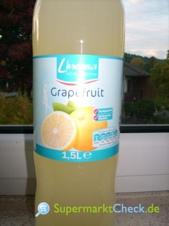 Foto von Linessa Grapefruit Limonade