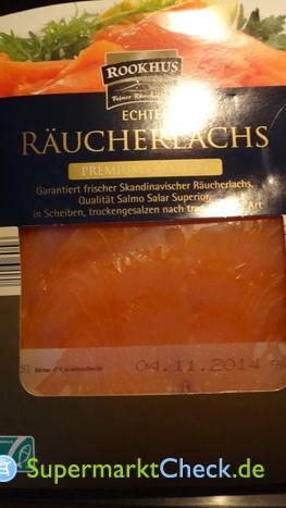 Foto von Rookhus Echter Räucherlachs