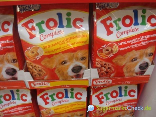 Foto von Frolic  Complete & Balanced