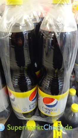 Foto von Pepsi Light