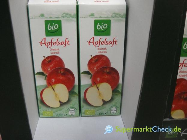 Foto von Aldi Süd bio Apfelsaft