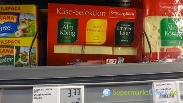 Foto von Salzburg Milch Käse Selektion