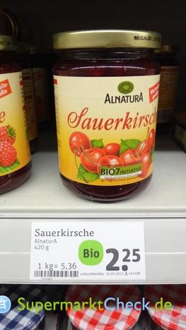 Foto von Alnatura Fruchtaufstrich