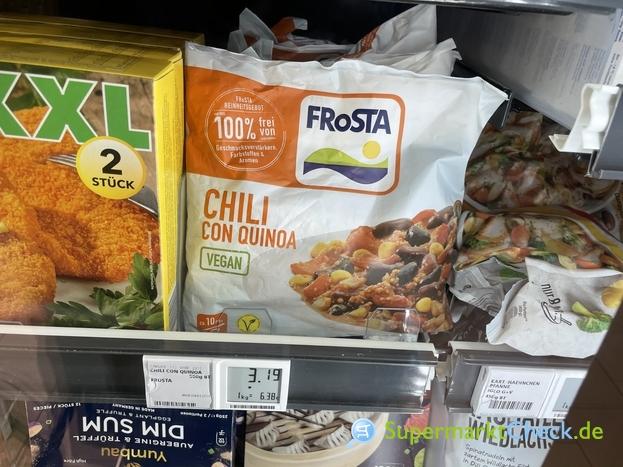 Foto von Frosta Chili con Quinoa