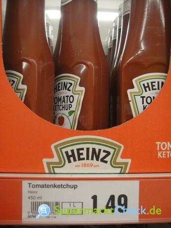 Foto von Heinz Tomato Ketchup