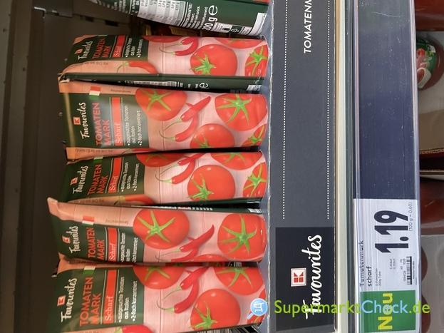 Foto von K Favourites Tomatenmark