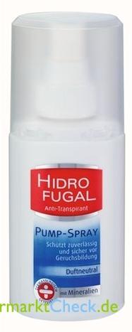 Foto von Hidro Fugal Anti-Transpirant