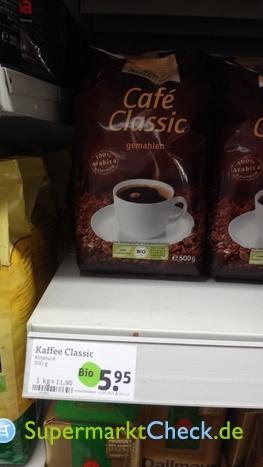 Foto von Alnatura Cafe Classic