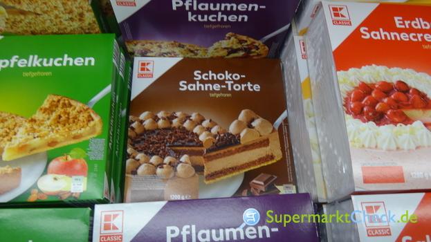 Foto von K Classic Schoko-Sahne-Torte