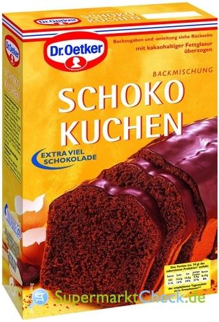 Foto von Dr. Oetker Schoko Kuchen