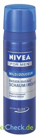Foto von Nivea for Men Rasierschaum