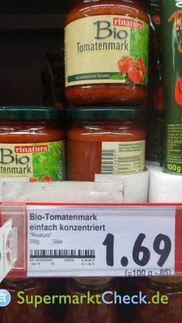 Foto von Rinatura Bio Tomatenmark