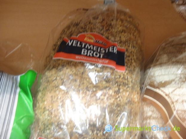 Foto von Kornmühle Weltmeister Brot
