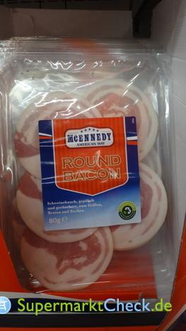 Foto von MC Ennedy Round Bacon