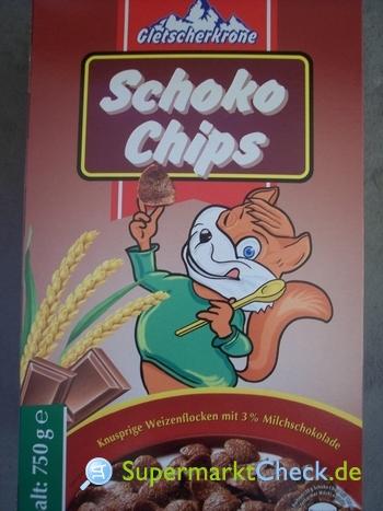 Foto von Gletscherkrone Schoko Chips