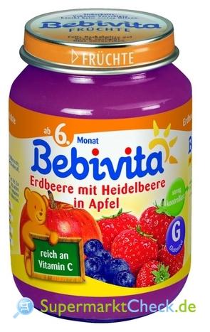 Foto von Bebivita Früchte