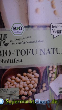 Foto von Naturgut Bio Tofu Natur