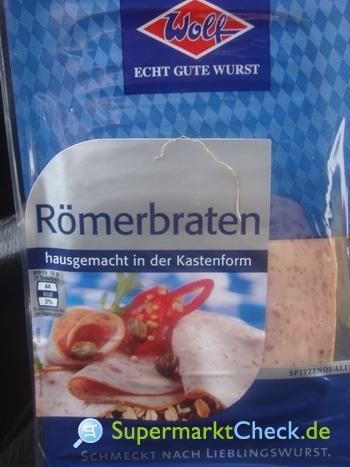 Foto von Wolf Römerbraten