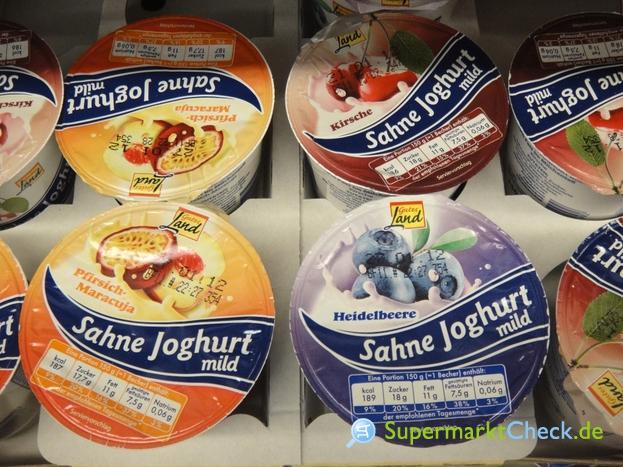 Foto von Gutes Land Sahne Joghurt