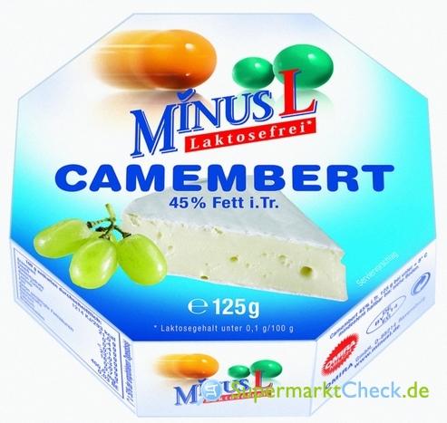Foto von MinusL Camembert