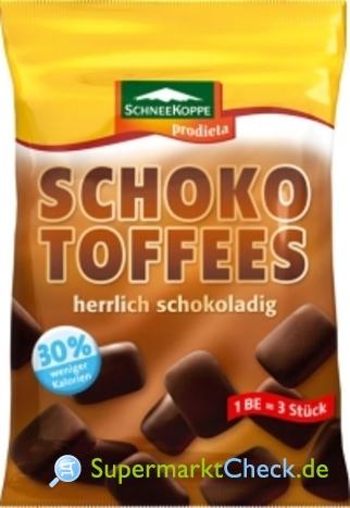 Foto von Schneekoppe Schoko-Toffees
