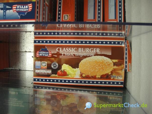 Foto von American Style Classic Burger