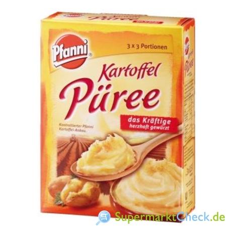 Foto von Pfanni Kartoffel Püree