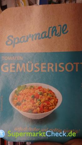 Foto von Sparmahl / Lidl Tomaten Gemüserisotto