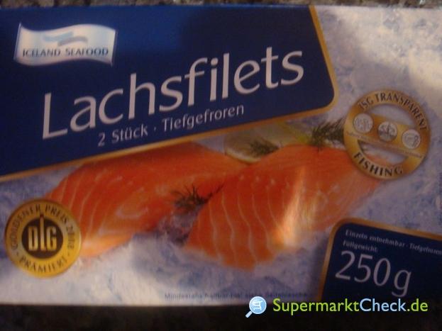 Foto von Iceland Seafood Lachsfilet