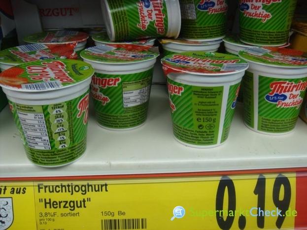 Foto von Heidecksburger Thüringer Joghurt