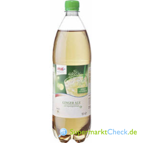 Foto von real Quality Ginger Ale