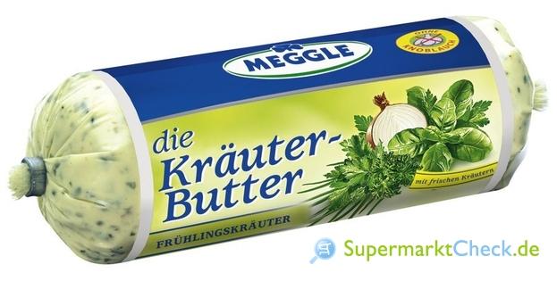 Foto von Meggle Kräuter-Butter Frühlingskräuter