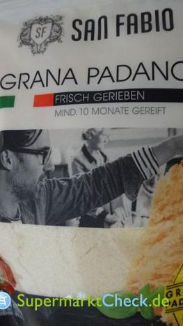 Foto von San Fabio Grana Padano