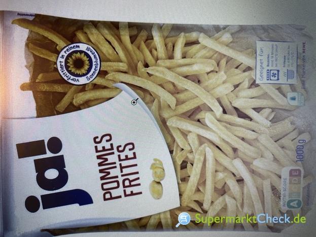 Foto von Ja!  Pommes Frites