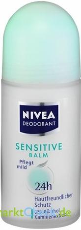 Foto von Nivea Deodorant Roll-on