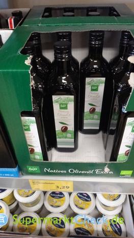Foto von bio Oliven Öl