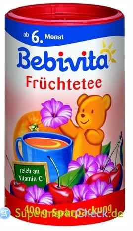Foto von Bebivita Früchtetee