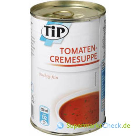 Foto von Tip Tomatencreme Suppe