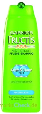 Foto von Garnier Fructis Pflege Shampoo