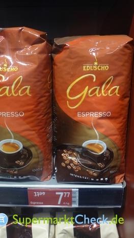 Foto von Eduscho Gala Espresso