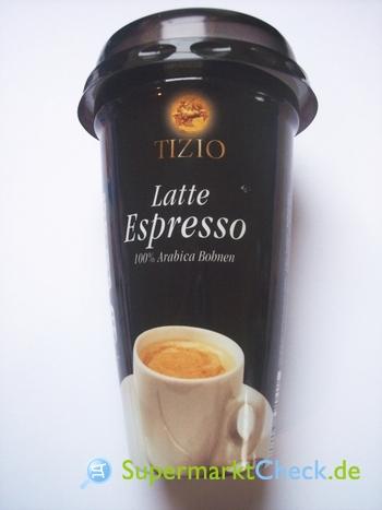 Foto von Tizio Latte Espresso