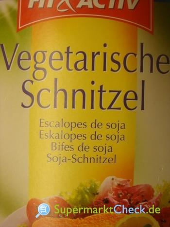 Foto von Fit & Aktiv Vegetarische Schnitzel
