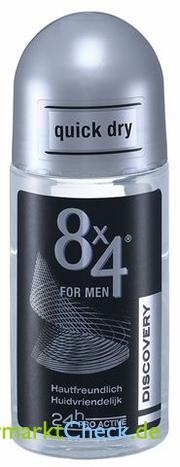 Foto von 8x4 for Men Deo Roller
