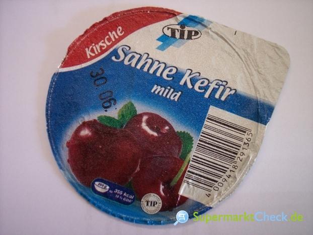 Foto von TIP Sahne Kefir mild