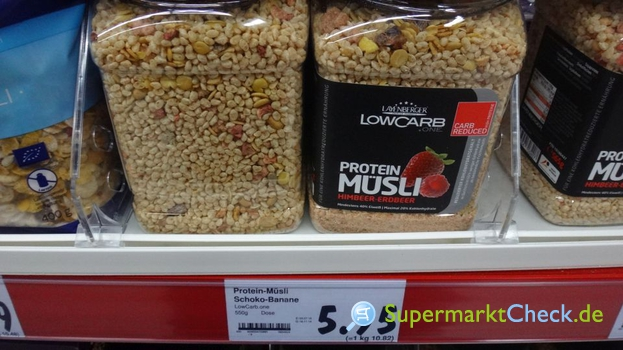 Foto von Layenberger LowCarb.one Protein Müsli