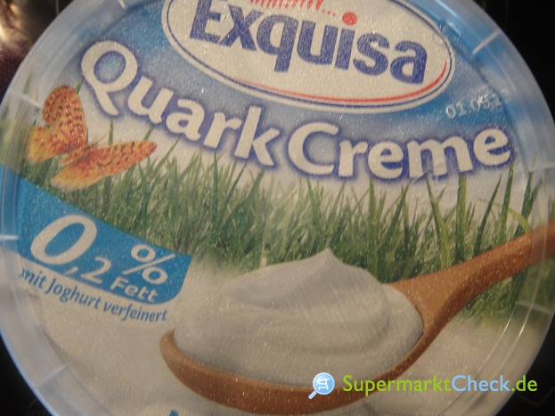 Foto von Exquisa Quark Creme Natur