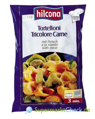 Foto von Hilcona Tortelloni Tricolore Carne