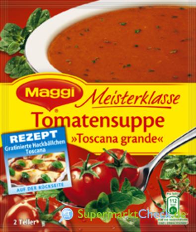 Foto von Maggi Meisterklasse Tomatensuppe