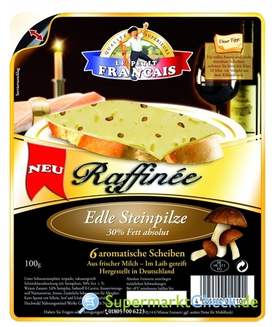 Foto von Allgäuer-Alpenmilch Raffinee Käse