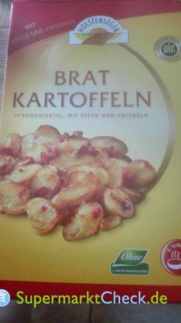Foto von Holstensegen Bratkartoffeln